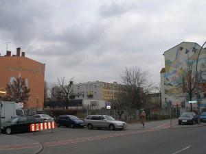 Gotenburger Straße Ecke Prinzenallee